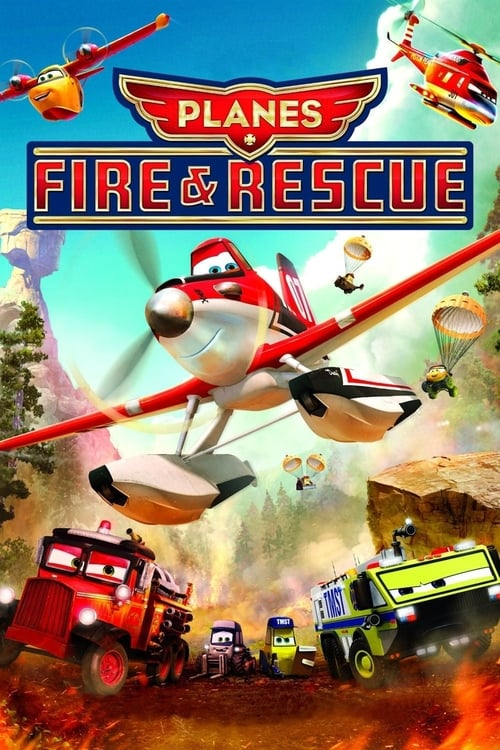 Planes Fire and Rescue (2014