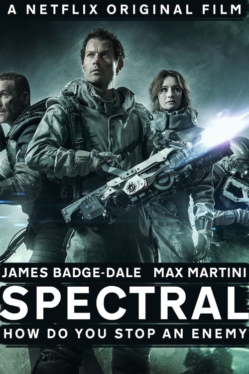 Spectral (2016