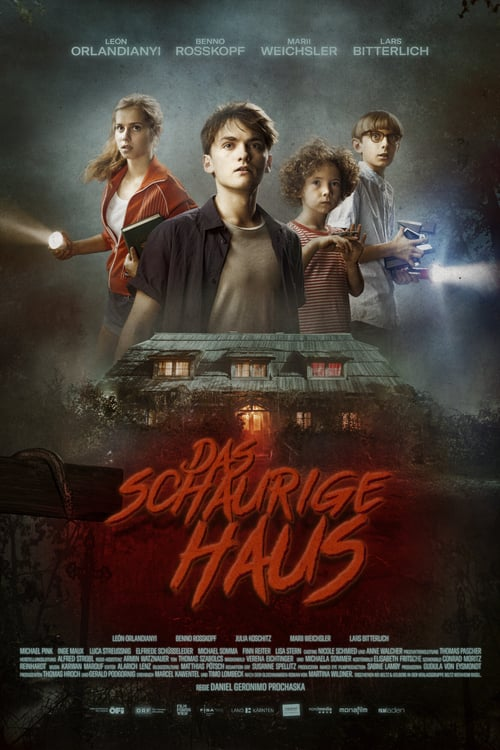 [NETFLIX] The Scary House (2020)