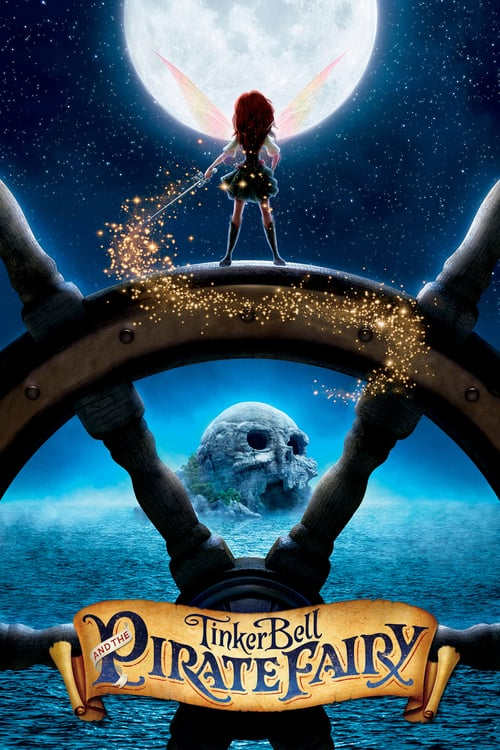 Tinker Bell 5 and the Pirate Fairy (2014)